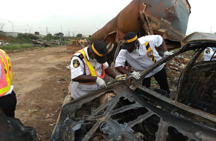 Lagos Govt. Announces Preliminary Findings into Ghastly Accident, Restricts Tankers Movements