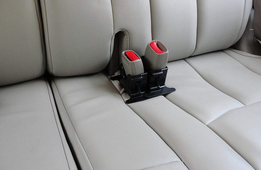 STAY SAFE WITH YOUR SEATBELTS