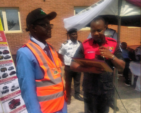 Showkey, Yinka Adebayo, Atawewe, Others Unveiled As LACVIS Safety Ambassadors