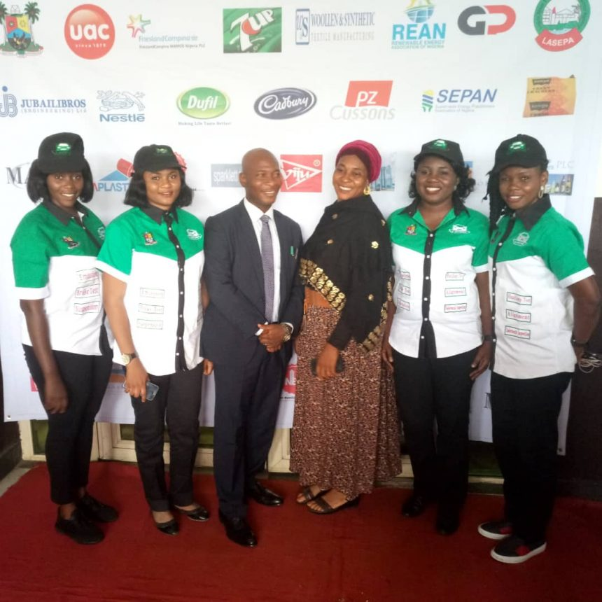 LACVIS CELEBRATES 2019 WORLD ENVIRONMENT DAY IN STYLE