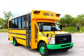 Collins Reports Increased Interest and Demand for Its Electric Vehicle School  Buses | Business Wire